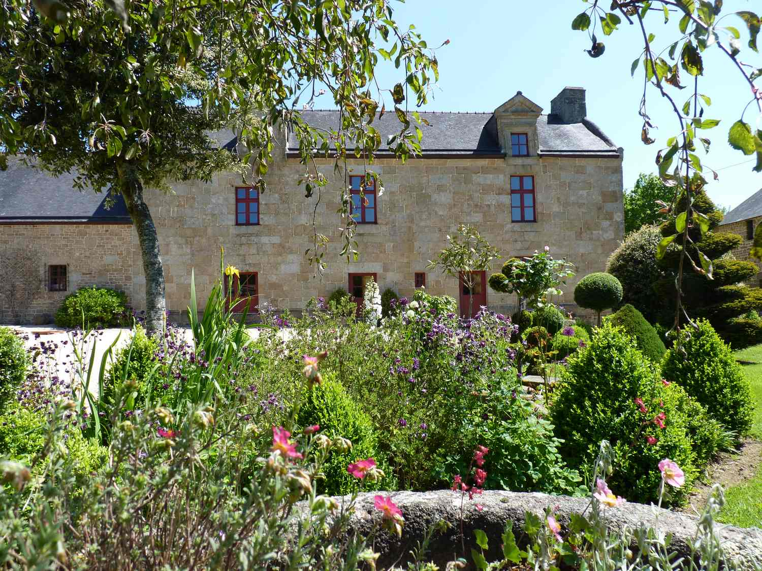 Manoir du Vaugarny self catering cottages