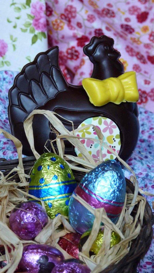 Easter Pâques Vaugarny