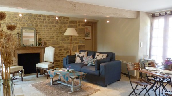Cosy holiday home in France